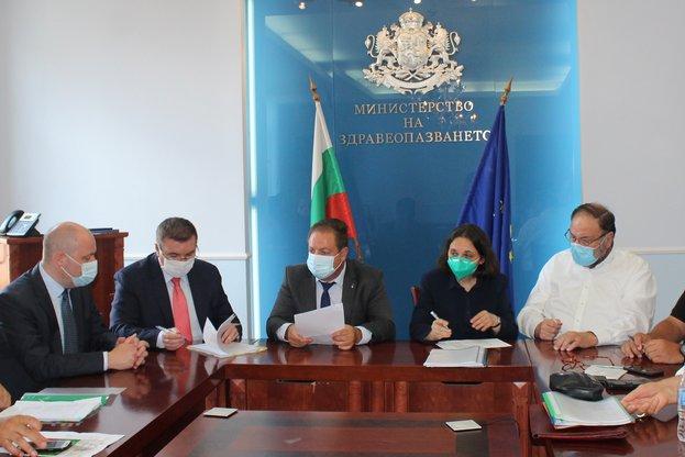 Анексът към НРД 2020-2022 г. бе подписан
