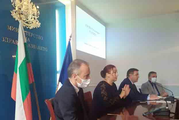 Министърът на здравеопазването проф. К. Ангелов: Контролът ще бъде безкомпромисен