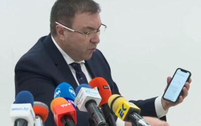 Сертификатът за ваксинация срещу Ковид и функционалността на електронното здравно досие  бяха представени от здравния министър