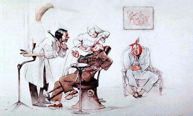 Зъболечението (зъбовадството) през вековете – в изобразителното изкуство