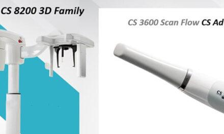 "CS 8200 3D Family и CS 3600 Scan Flow CS Advantage, представени от фирма ""АЛБА ТМ"""