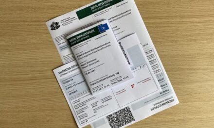 България има пълна готовност за въвеждане на Европейския цифров зелен сертификат за ваксинация срещу COVID-19