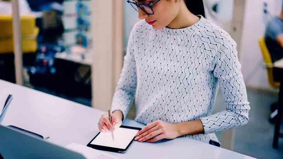 Организирайте електронно хартиените си документи